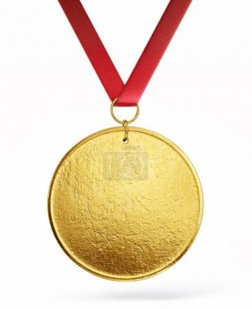 3d golden medal