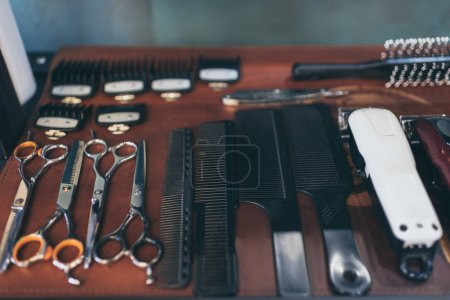 Barber professional equipment