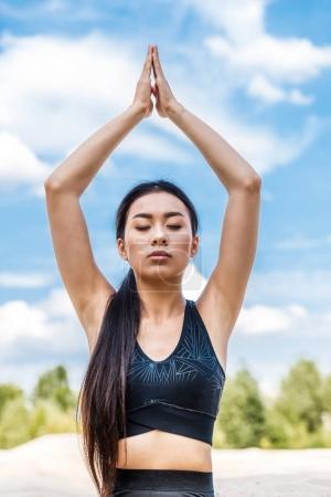 asian yogi