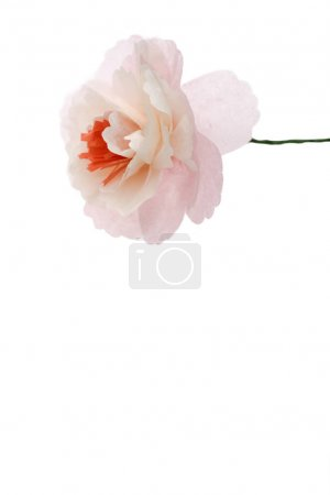Decorative handmade flower