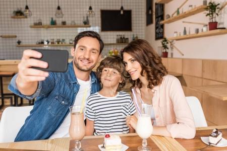 family selfie