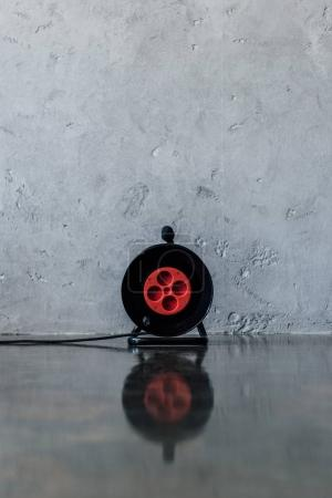 Round extension cord