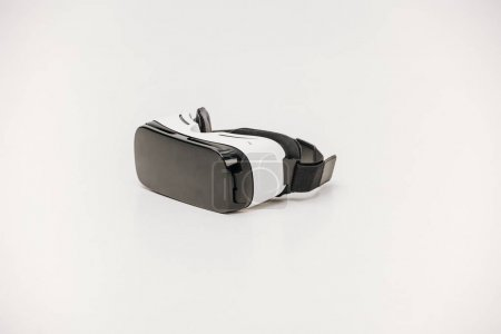 virtual reality headset isolated on white