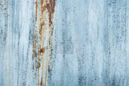 Photo for Close-up shot of rusty metal texture - Royalty Free Image