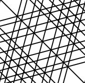 grid mesh geometric pattern