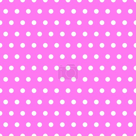 abstract polka dot pattern