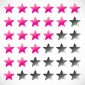 Star rating with 6 stars