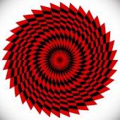 Abstract circular shape