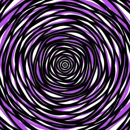 Illustration pour Motif circulaire irrégulier, vecteur, illustration - image libre de droit