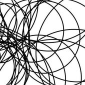 random intersecting lines