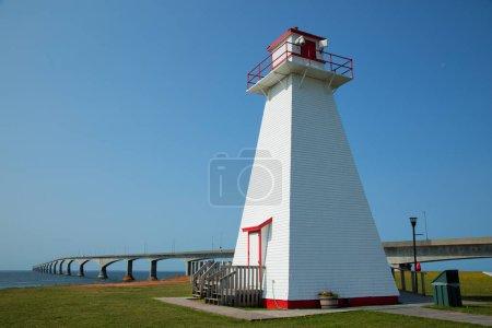Port Borden Range Front Lighthouse in Prince Edward island
