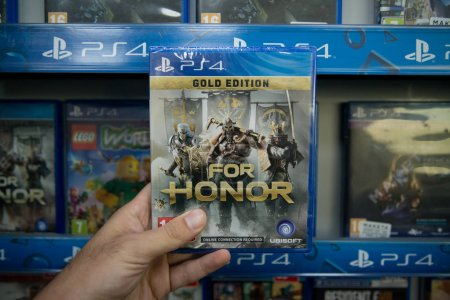 For Honor videogame on Sony