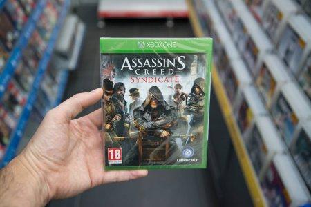 Ассассинс Крид синдикат на видеоигру