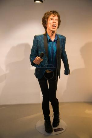 Mick Jagger in Grevin museum