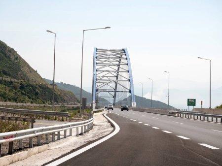 The Bridge at Tsakona, Greece