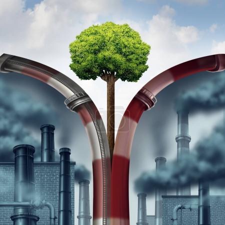 Pollution Solution Idea