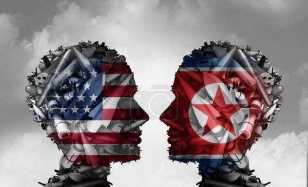 North Korea and United States talks facing nuclear...