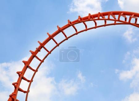 A Roller Coaster Track