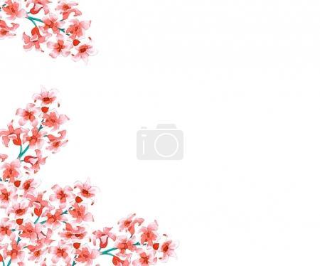Flowers Bell Pattern