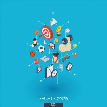 Sport web icons