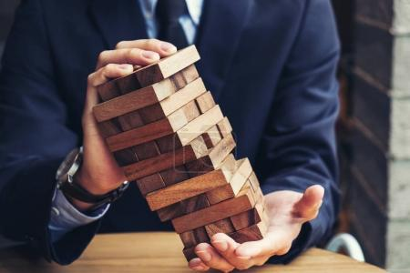 Alternative risk concept, plan and strategy in business, Young i