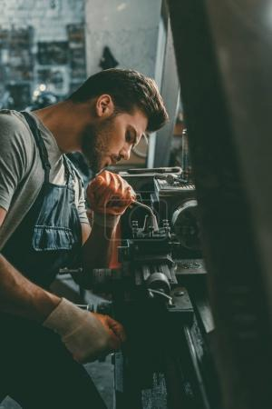 professional repairman