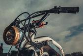 """Постер, картина, фотообои """"мотоцикл"""""""