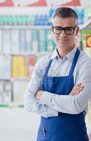 retail job concept