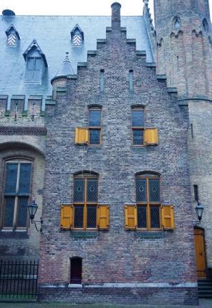 Old house in the Binnenhof