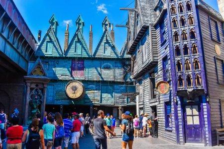 Diagon Alley Universal Orlando