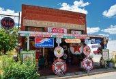The City Meat Market in Erick, Oklahoma.