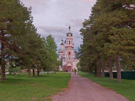 Church in the monastery