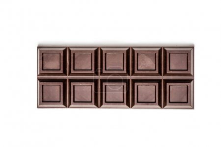 bitter chocolate bar
