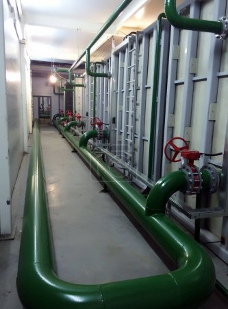 Industrial equipment interior of polypropylene tanks manufacturer