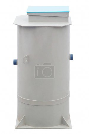 Autonomous sewage system - European septic tank 300L model