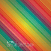 Abstract glowing striped background Vector