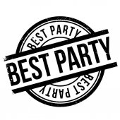 Best party stamp
