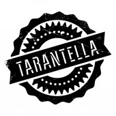 Famous dance style, Tarantella stamp