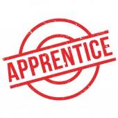 Apprentice rubber stamp