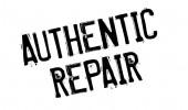 Authentic Repair rubber stamp