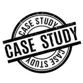 Case Study rubber stamp