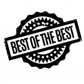 Best Of The  rubber stamp