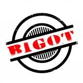 Bigot rubber stamp