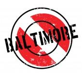 Baltimore rubber stamp