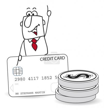 joe und Kreditkarte