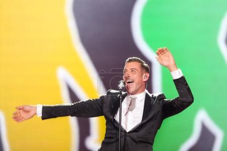 Francesco Gabbani from Italy