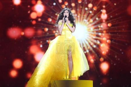 Timebelle from Switzerland Eurovision 2017