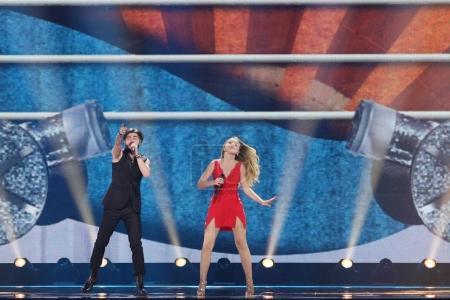 Ilinca & Alex Florea from Romania Eurovision 2017