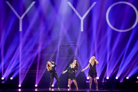 OG3NE from Netherlands Eurovision 2017