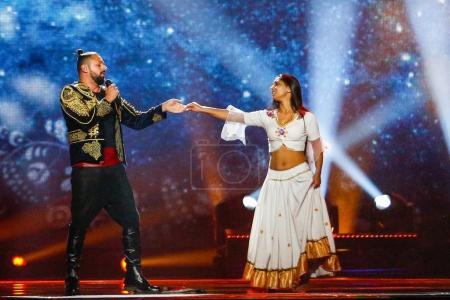 Joci Papai from Hungary Eurovision 2017